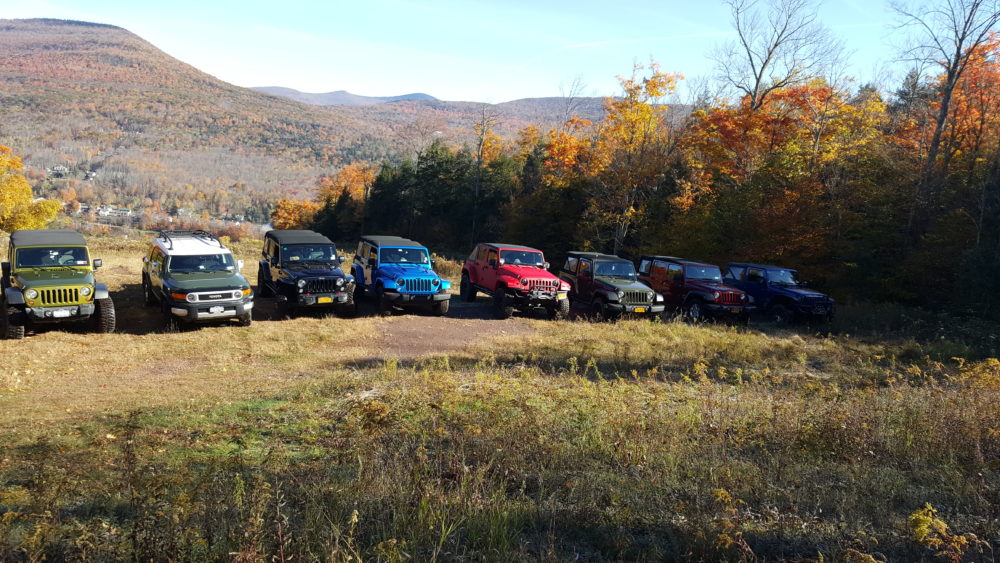 4X4 Off Road >> Hunter Mountain 4x4 Off Road Tour Sun Oct 14 2018 Northeast Off