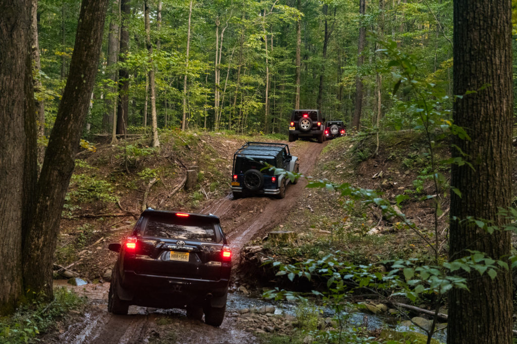 4X4 Off Road >> Hunter Mountain 4x4 Off Road Tour Mon Sep 30 2019 Northeast Off